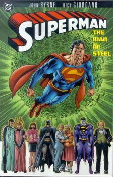 Superman: the Man of Steel #1