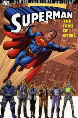 Superman: the Man of Steel #2
