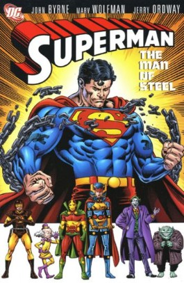 Superman: the Man of Steel #5