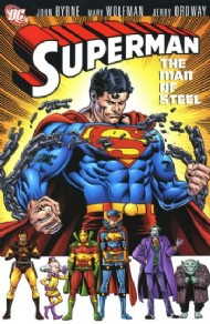 Superman: the Man of Steel 2003 #5