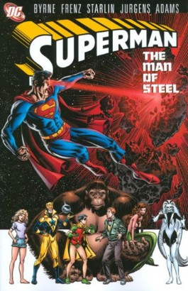 Superman: the Man of Steel #6