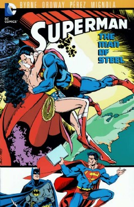 Superman: the Man of Steel #8