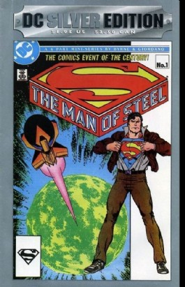 Superman: the Man of Steel (1st Series) #1