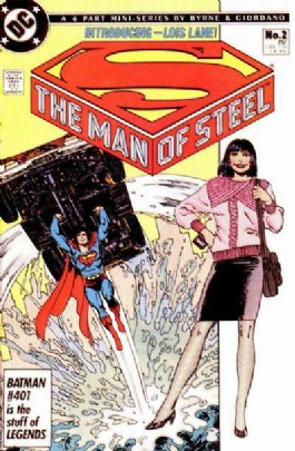 Superman: the Man of Steel (1st Series) #2
