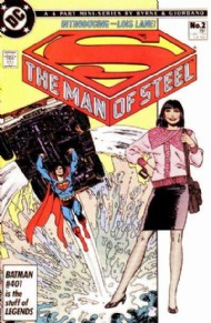 Superman: the Man of Steel (1st Series) 1986 - 1993 #2