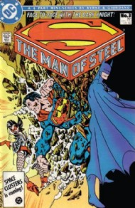 Superman: the Man of Steel (1st Series) 1986 - 1993 #3