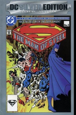 Superman: the Man of Steel (1st Series) #3