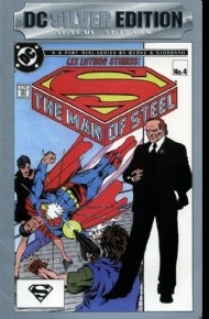 Superman: the Man of Steel (1st Series) 1986 - 1993 #4
