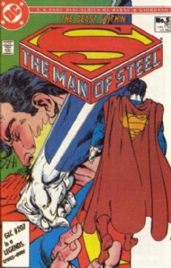Superman: the Man of Steel (1st Series) 1986 - 1993 #5