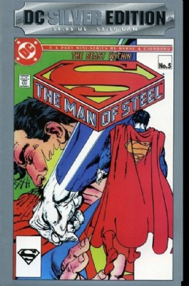 Superman: the Man of Steel (1st Series) #5