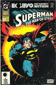 Superman: the Man of Steel Annual 1992 #1