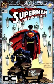 Superman: the Man of Steel Annual 1992 #3