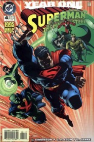 Superman: the Man of Steel Annual 1992 #4