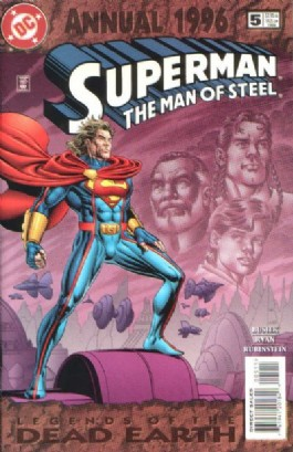Superman: the Man of Steel Annual #5