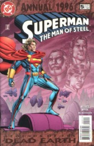 Superman: the Man of Steel Annual 1992 #5