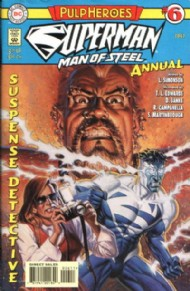 Superman: the Man of Steel Annual 1992 #6