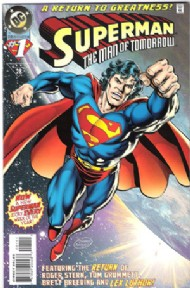 Superman: the Man of Tomorrow 1995 - 1999 #1