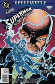 Superman: the Man of Tomorrow 1995 - 1999 #3