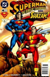 Superman: the Man of Tomorrow 1995 - 1999 #4