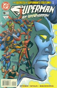 Superman: the Man of Tomorrow 1995 - 1999 #9