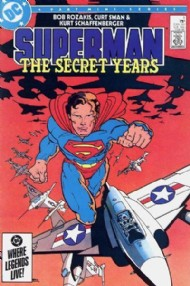 Superman: the Secret Years 1985 #1