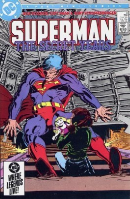 Superman: the Secret Years #3