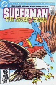 Superman: the Secret Years 1985 #4