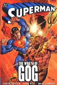 Superman: the Wrath of Gog 2005