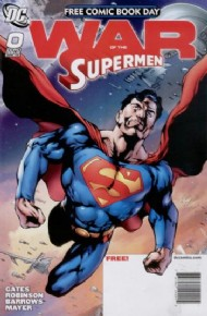 Superman: War of the Supermen 2010