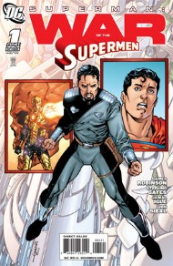 Superman: War of the Supermen 2010 #1