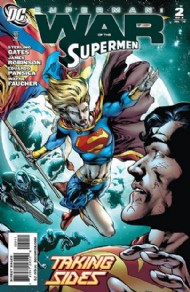 Superman: War of the Supermen 2010 #2