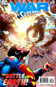 Superman: War of the Supermen 2010 #3