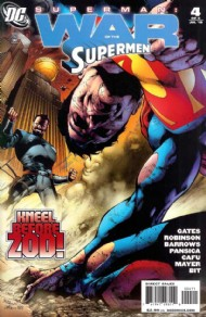 Superman: War of the Supermen 2010 #4