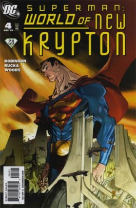Superman: World of New Krypton #4