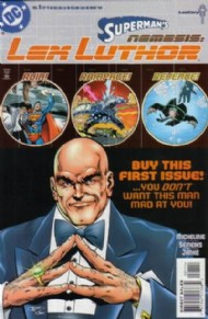 Superman's Nemesis Lex Luthor 1999 #1