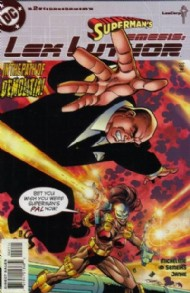Superman's Nemesis Lex Luthor 1999 #2