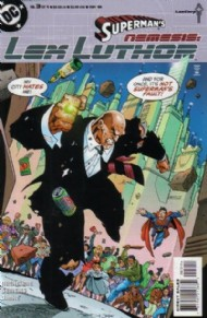 Superman's Nemesis Lex Luthor 1999 #3