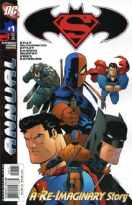 Superman/Batman Annual 2006 #1