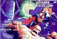 Superman/Fantastic Four 1999 #1