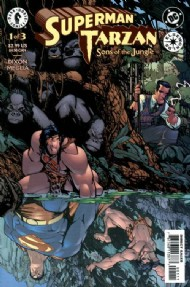 Superman/Tarzan: Sons of the Jungle 2001 - 2002 #1