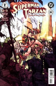 Superman/Tarzan: Sons of the Jungle 2001 - 2002 #2