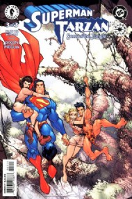 Superman/Tarzan: Sons of the Jungle 2001 - 2002 #3