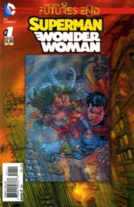 Superman/Wonder Woman: Futures End 2014 #1
