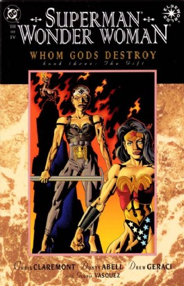 Superman/Wonder Woman: Whom Gods Destroy #3
