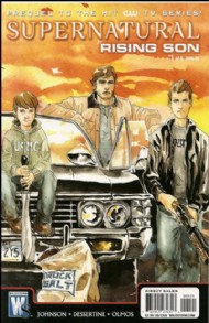 Supernatural: Rising Son 2008 #1