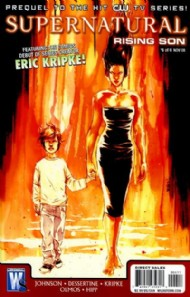 Supernatural: Rising Son 2008 #6