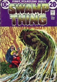 Swamp Thing (1st Series) 1972 - 1976 #1