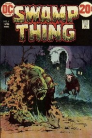 Swamp Thing (1st Series) 1972 - 1976 #4