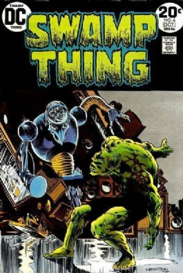 Swamp Thing (1st Series) #6
