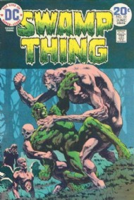 Swamp Thing (1st Series) 1972 - 1976 #10